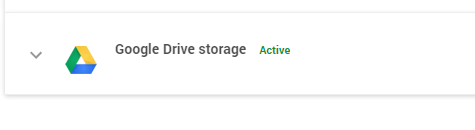 Bestille mere plads på google Apps