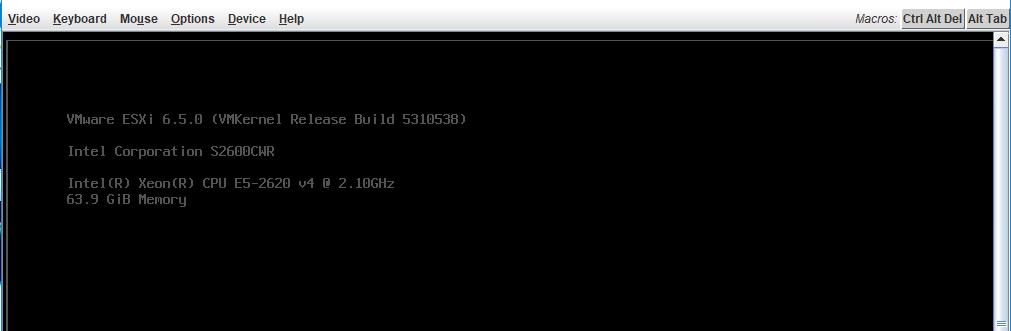 porte til rmm Intel modul