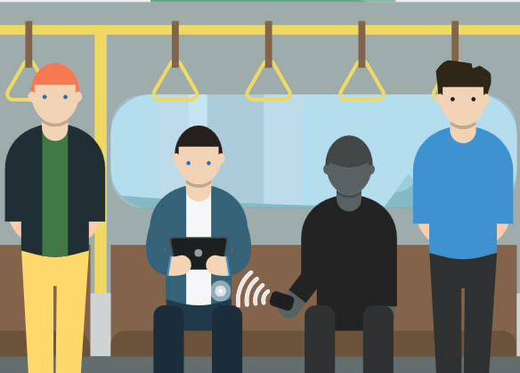 Beskyt dit visa kort mod e-tyveri